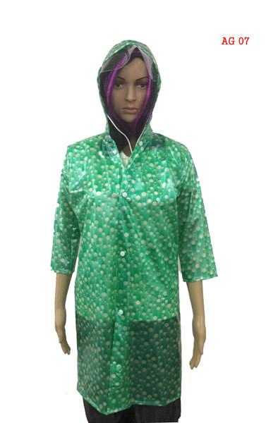 Girls Raincoats - Cyndrella Nytex