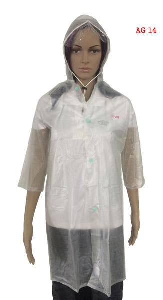 Girls Raincoats - Cut Glass