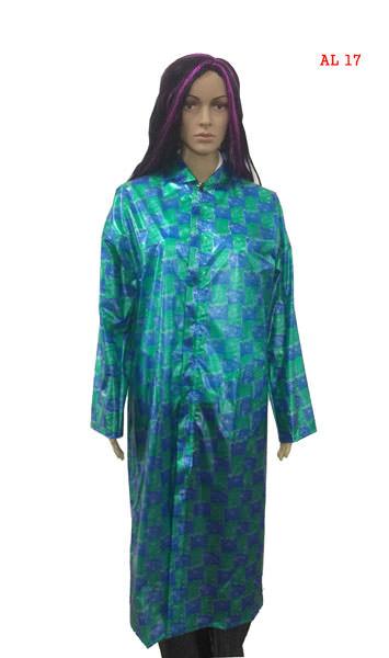 Ladies Chain Raincoats - Cyndrella Nylex