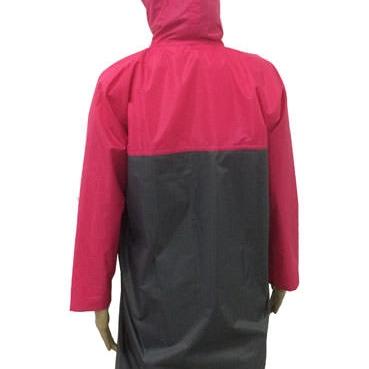 Girls Raincoat -  Poly Rubberised