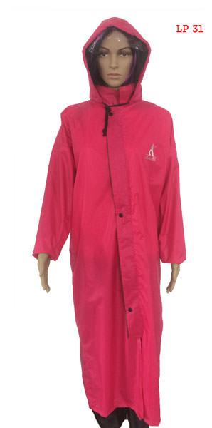 Ladies Coat - Poly Rubberised