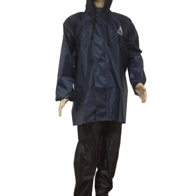 Boys Raincoat - Poly Rubberised